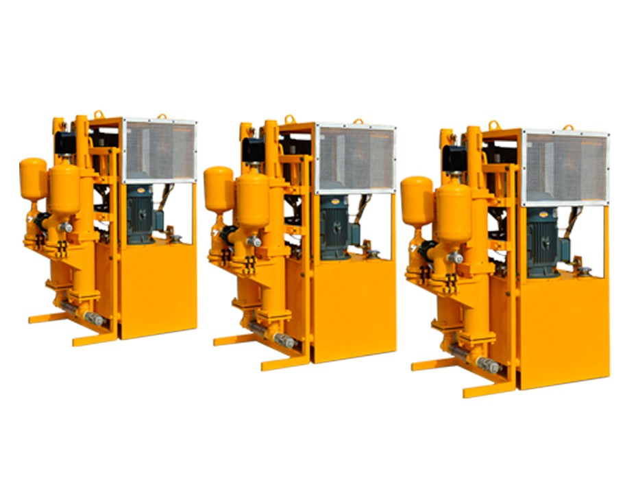 WGM80/50PLD-E Double-Plunger hydraulic Grout Pump/Grouting Machine