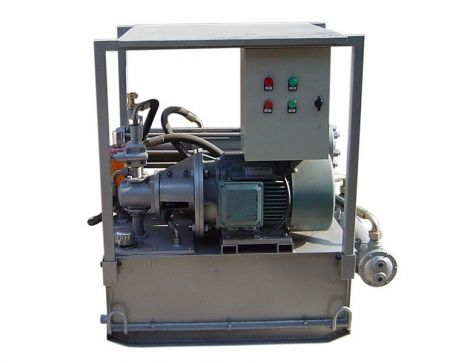 WH-H Series Hydraulic Grouting Pump